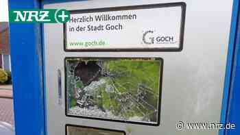 Goch: So geht die Stadt gegen den Vandalismus vor - NRZ