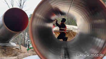 Havarie: Ganz Wittstock ist nach einem Leitungsschaden ohne Gasversorgung - moz.de