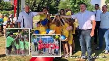 Olympioniken der Zukunft: Waldring-Kids aus Wittstock gewinnen Kita-Olympiade - Sportbuzzer
