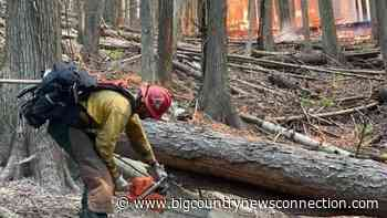 Nez Perce - Clearwater National Forests Fire Updates: Friday, July 16 - bigcountrynewsconnection.com