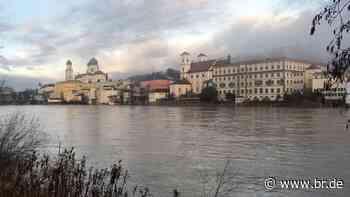 Unwetter in Deggendorf - Passau stellt sich auf Hochwasser ein - BR24