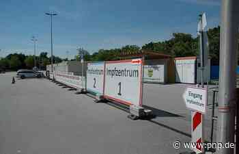 Halbes Impfzentrum wird abgebaut - Deggendorf - Passauer Neue Presse