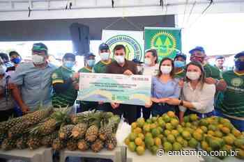 Setor primário de Manacapuru recebe mais de R$ 1 milhão em recursos - Em Tempo