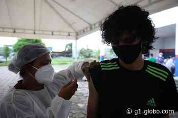 Mutirão de vacinação contra a Covid em Manacapuru e Novo Airão termina com mais de 8 mil imunizados - G1
