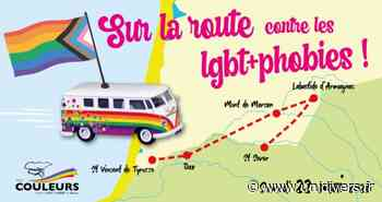 Sur la route contre les LGBT+phobies Saint-Vincent-de-Tyrosse - Unidivers