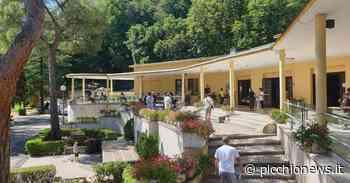 Tolentino, alle Terme di Santa Lucia oltre 350 vaccini al giorno - Picchio News