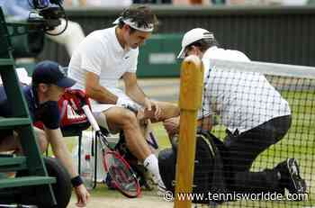 Welches Knieproblem befällt Roger Federer? - Tennis World DE