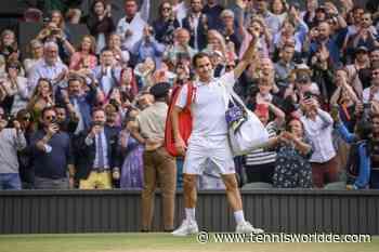 Roger Federer: 'In meinem Spiel fehlen viele Dinge, und sie waren Routine...' - Tennis World DE