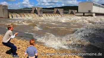 Hochwasserlage in Neuburg-Schrobenhausen derzeit noch unkritisch - Augsburger Allgemeine