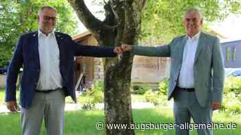 Rotary Club hat mit Signot Tyroller einen neuen Präsidenten - Augsburger Allgemeine