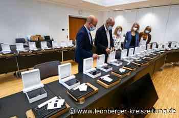 Digitalisierung an Schulen - 390 neue Tablets für Leonbergs Lehrer - Leonberger Kreiszeitung
