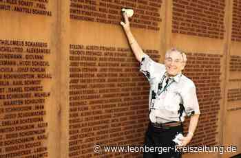 """KZ-Gedenkstätte Leonberg - """"Eure Erinnerung hält uns am Leben"""" - Leonberger Kreiszeitung"""
