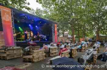 Festival Leonpalooza: Die Söhne ganz schön jazzig - Leonberger Kreiszeitung
