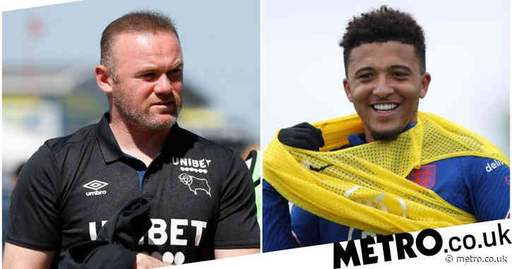 Wayne Rooney rates Manchester United's decision to sign Jadon Sancho