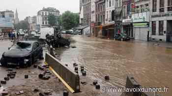 Comines: un appel aux dons pour venir en aide aux sinistrés en Belgique - La Voix du Nord