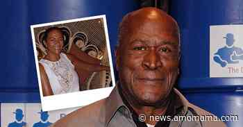 John Amos' Only Daughter Shows Off a Lot of Silky Skin Posing in White Dresses in New Snaps - AmoMama