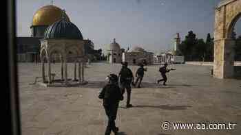 La présidence palestinienne met en garde contre l'escalade israélienne à Jérusalem - Anadolu Agency