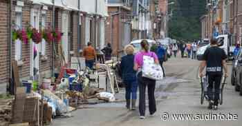 Décrue à Jemeppe-sur-Sambre, la police met en garde contre des vols dans les garages: «Des gens profitent de la détresse des personnes sinistrées» - Sudinfo.be