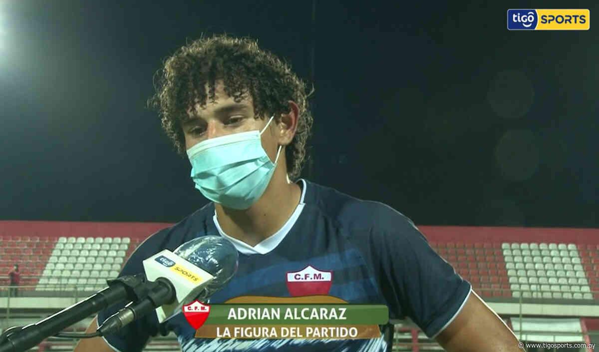 Adrián Alcaraz analiza la victoria de Fernando de la Mora - Tigo Sports