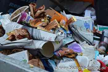 Der wilde Müll ist das Problem - Kirchzarten - Badische Zeitung