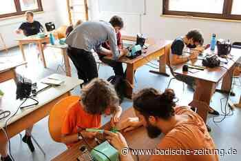 Kirchzartener Schüler bauen Kohlendioxid-Messgeräte - Kirchzarten - Badische Zeitung