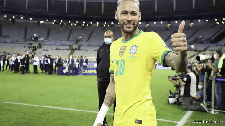 PSG-Star in neuem Look: Neymar überrascht mit neuer Frisur - t-online