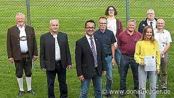 Langenbruck: Jahrzehntelanger Einsatz im Ehrenamt - Reichertshofen ehrt zehn Funktionäre, dazu sieben erfolgreiche Sportler und vier langjährige Gemeinderäte - donaukurier.de