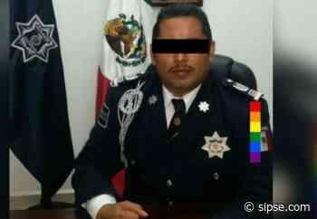 Detiene a ex jefe policiaco de Playa del Carmen acusado de violación en agravio de una menor - sipse.com
