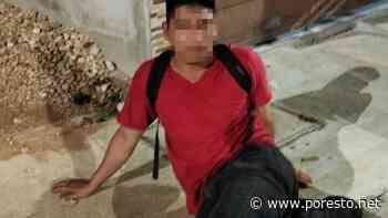 Taxistas linchan a delincuente tras robar un vehículo en Playa del Carmen - PorEsto