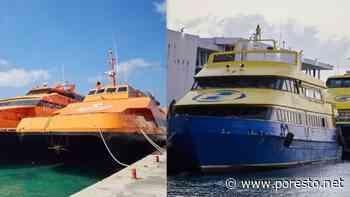Navieras incrementan horarios de cruces marítimos de Cozumel a Playa del Carmen - PorEsto