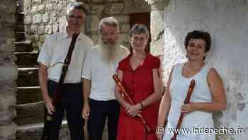 Bach et ses contemporains à l'église de Vire-sur-Lot - LaDepeche.fr