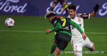 Copa Libertadores: Defensa y Justicia perdió ante Flamengo en Florencio Varela - Los Andes (Mendoza)