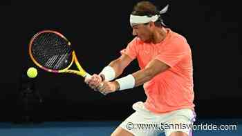 Top-Fußballer würdigt Rafael Nadal - Tennis World DE