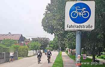 """Stadträte dafür: """"Fahrradstraße"""" quer durch die Stadt - Passauer Neue Presse"""