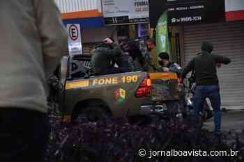 Assaltantes são mortos após confronto com policiais no Centro de Passo Fundo - Jornal Boa Vista