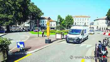 """Agen : la municipalité veut faire de la place Jasmin """"un lieu de vie attractif"""" - LaDepeche.fr"""