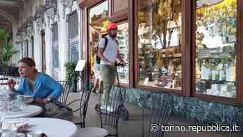 """Monopattini Torino: """"Sotto i portici è sbagliato, ma noi cerchiamo di difenderci dalle auto"""" - La Repubblica"""
