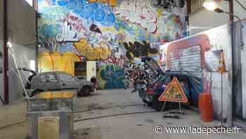 À l'Aérochrome de Blagnac, l'art c'est de la bombe - LaDepeche.fr