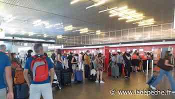 Covid-19 : l'aéroport Toulouse-Blagnac renforce ses contrôles sanitaires - LaDepeche.fr