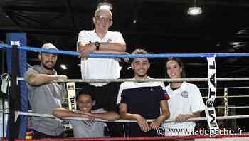 Blagnac Boxing Club : chez les Bennama, on boxe de père en fils et filles - ladepeche.fr