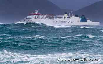 Journey from hell - ferry headed for Picton forced to return to Wellington - Newstalk ZB