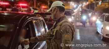 Polícia Militar Rodoviária de Cocal do Sul realiza operação de fiscalização - Engeplus