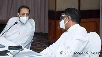 SJB, UNP, TNA attend talks initiated by Karu Jayasuriya - Colombo Gazette