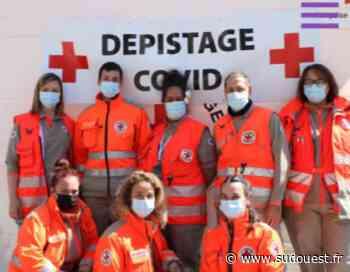 Vieux-Boucau : des tests antigéniques proposés par la Croix-Rouge - Sud Ouest