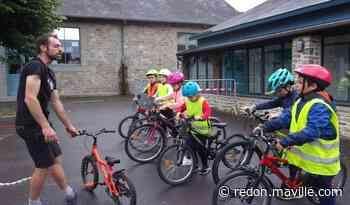 Saint-Aubin-du-Cormier. Une journée pour apprendre ou réapprendre à faire du vélo - maville.com