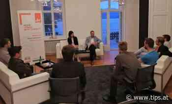 Junge Wirtschaft lud zum Unternehmer-Talk - Gmunden - Tips - Total Regional