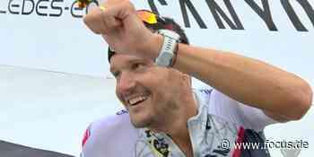 Jan Frodeno mit Triathlon-Fabelrekord - Schallmauer unter 7:30 Stunden geknackt - FOCUS Online