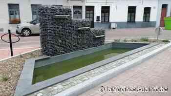 Bailleul: la toute nouvelle fontaine n'est déjà plus opérationnelle… - Sudinfo.be