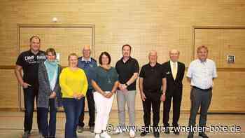 Hauptversammlung des Musikvereins Rangendingen - Paul Wannenmacher bleibt Vorsitzender - Schwarzwälder Bote
