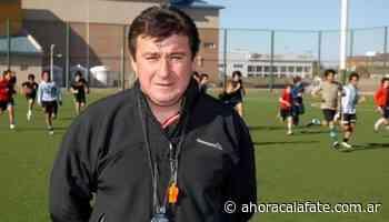 Rubén Capovilla será el nuevo secretario de deportes en El Calafate - FM Dimensión - El Calafate